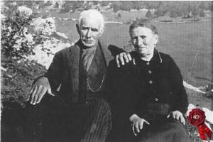 01 Vinco Francesco e Campedelli Maria Catterina della contrada Falzo sposati in Valdiporro il 15-05-1888 (Luciana Vinco)