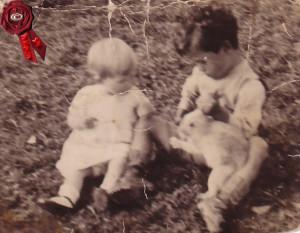 5. Angelo Leso da piccolo.